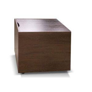 Картинка Журнальный столик-трансформер №2 раскладной Венге Сантана Сокат дизайн-1 ракурс-1